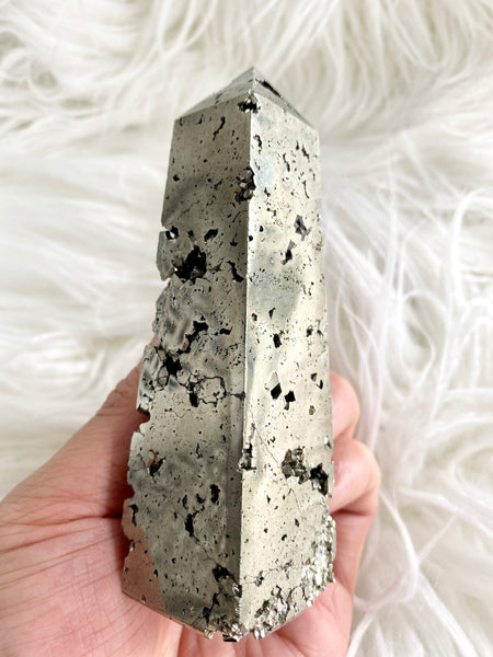 Pyrite Obelisks 10
