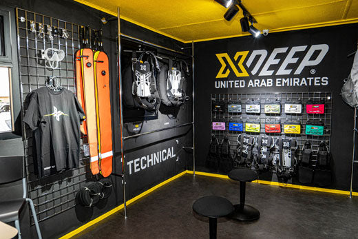 XDEEP UAE Showroom Photo 3