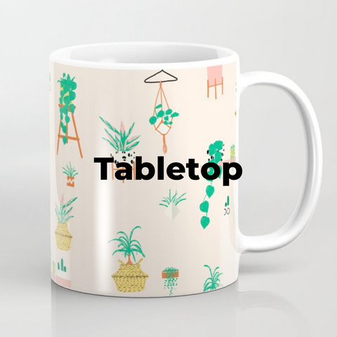 Society 6 Tabletop Products