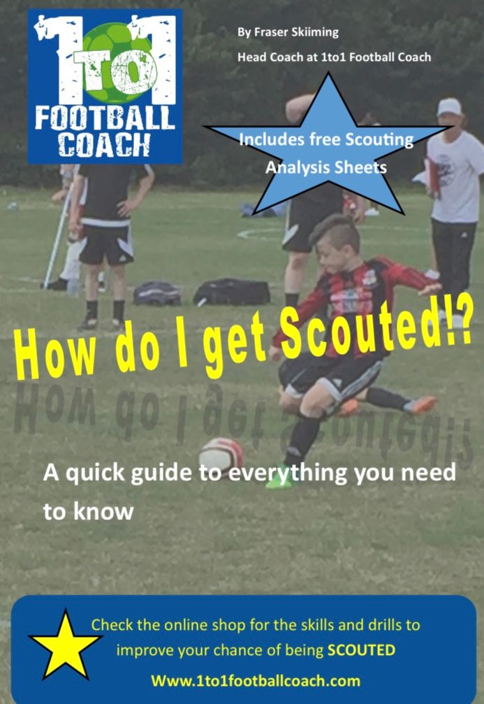 How do I get Scouted! E-booklet