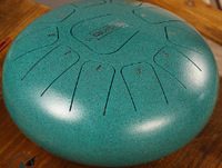 10 inch Steel Tongue Drum