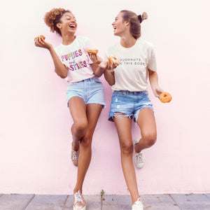Puppies and Pastries Tee