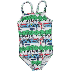 UV50 Swimming Pool Swimsuit - Elo+Mena