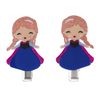 Cute Doll Hair Clips - Elo+Mena