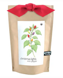 Garden in a Bag | Christmas Lights Organic Peppers - Elo+Mena