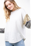 The Brenda Long Sleeve Top | Adult - Elo+Mena
