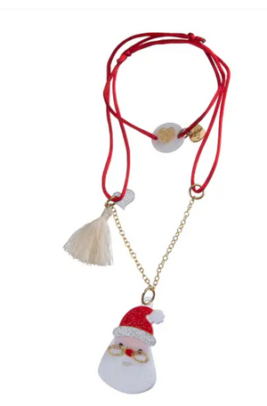 Santa Claus - Necklace - Elo+Mena