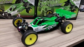 CACTUS Buggy Profession(MID Motor)