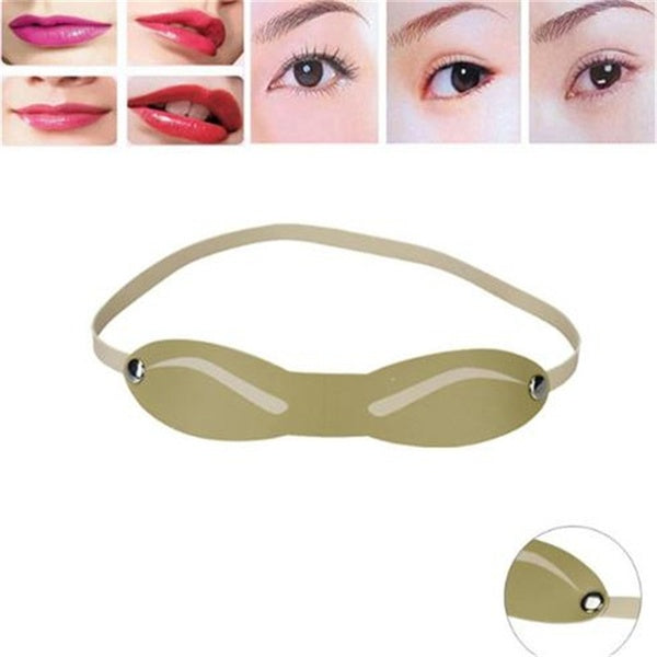 Eyebrow Stencils Microblading Reusable Makeup Brow Tattoo Card Eyebrow Guide Tools Eyebrow Stencils