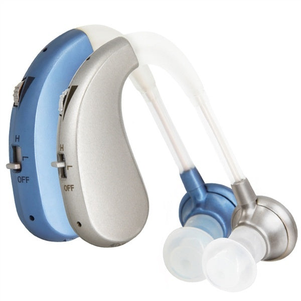 VHP-202s Digital Hearing Amplifier Personal Hearing Enhancement Sound Amplifier Pair Rechargeable Digital Hearing Amplifier