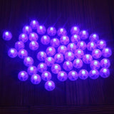 50/100pcs/lot Round Led Balloon Lamp Led Balloon Light for Floral Paper Lantern Christmas Wedding Party Decoration