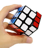 2018 Professional 3x3x3 5.7CM Speed For Magic Cube Puzzle Fidget Cube Neo Cubo Magico Sticker For Children Adult Education Toy