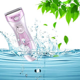 Electric Rechargeable Women Razor Hair Epilator Shaver Use for Arm Leg Bikini.