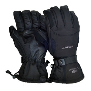Waterproof Winterwarm Snowmobile Riding Gloves -30 Snow Motorcycle Ski Mens Glove
