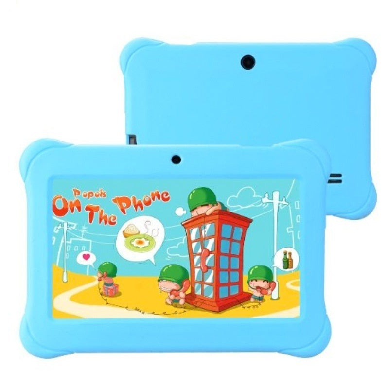 7'' Quad Core Android Tablet PC HD WiFi Webcam 8GB for Kids Children Gift
