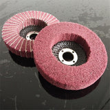 Non-woven Polishing Disc Grinder Flap Grinding Disc for Metal Deburring De-rusting