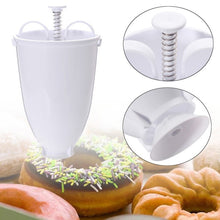 Load image into Gallery viewer, Plastic Doughnut Maker Machine Mold DIY Tool Kitchen Pastry Kitchen Accessories