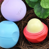 EOS Fruit Lip Balm Ball Portable Smooth Moisturizing Natural Plant Sphere Lip Pomade Lipstick (6 Types)
