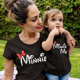 Mommy and Me Shirts Mother and Daughter Shirts Mom and Daughter Shirts Mommy and Daughter Matching Outfits Minnie Me Shirt