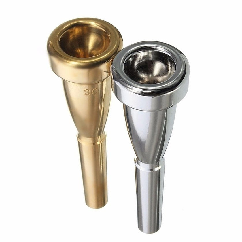 Trumpet Mouthpiece 3C Size For Yamaha For Bach Mouthpiece Trumpet Accessaries
