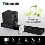 2019 Wireless Bluetooth Speaker TV Home Theater Soundbar with Subwoofer with Remote Control