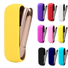 Load image into Gallery viewer, Shockproof Dust Proof Sleeve Wrap Anti lost Protective Skin IQOS 3.0 Cover Silicone Case Back