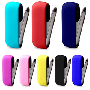 Shockproof Dust Proof Sleeve Wrap Anti lost Protective Skin IQOS 3.0 Cover Silicone Case Back