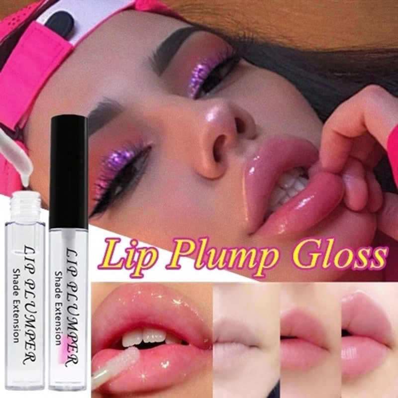 1 Pcs Lip Care Serum Lip Plumper Lip Mask Increase Lip Elasticity Lipgloss Reduce Fine Lines Repairing Moisturizing