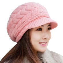 Load image into Gallery viewer, Hot Women Ladies Beret Winter Warm Baggy Beanie Knit Crochet Hat Slouch Ski Cap