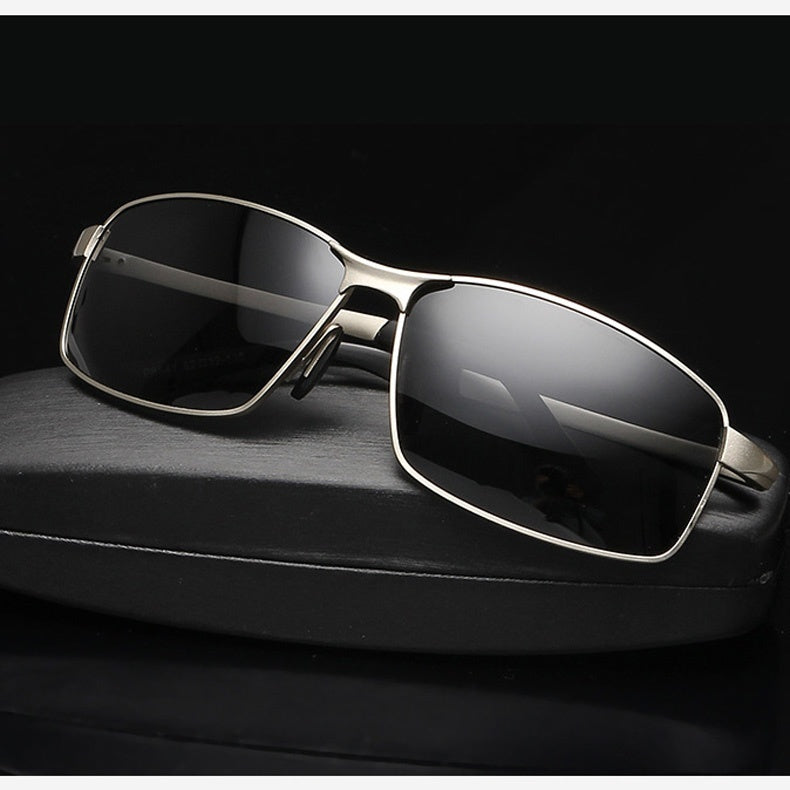 Brand New Polarized UV400 Sunglasses Designer Frame Lens Sunglasses Frames for Men 2019 Glasses Sun Eyewear