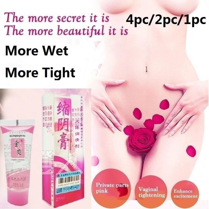Beauty& Health! Queen Choice! What for Your Charm and Beauty!20ml/50ml/100mlVaginal Tighten Cream