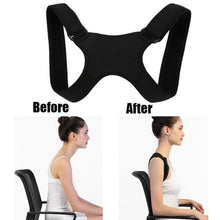 Load image into Gallery viewer, New back braces, kyphosis correction, breathable clavicle, adjustable posture