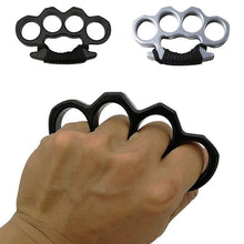 Load image into Gallery viewer, Brass Knuckles Tactical Survival Multi-Functional Self Defense EDC Duster tool