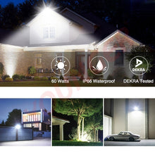 Load image into Gallery viewer, YOUNGER 2/3/4PCS 50W perfect power waterproof Landscape Lighting IP65 LED Flood Light Floodlight LED street Lamp 220V 240V LED Spotlight