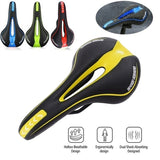 Bicycle Saddle Road Cycling Silicone Skid-proof Saddle Seat Silica Gel Cushion