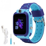 2019 New Fashion Kid's Smart Watch Q12B Smart Watch Waterproof Lbs Positioning 2G Call