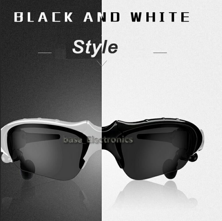Bluetooth 5.0 Stereo Sports Music Calling Wireless Headphones Sunglasses Driving Sun Riding Glasses Headset