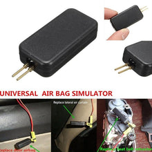 Load image into Gallery viewer, Universal Car Accessories SRS Airbag Simulator Resistance Bypass Error Finding Diagnostic Tool