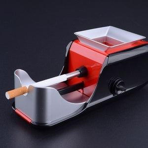 cigarette rolling machine 1pcs Electric Easy Automatic Cigarette Rolling Machine Tobacco Injector Maker Roller