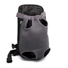 Load image into Gallery viewer, XS-XL Pet Dogs Cats Carrier Backpack Canvas Front Bag Legs Out