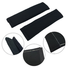 Load image into Gallery viewer, 2Pcs/Set Universal Auto Seat Belt Cover Shoulder Protection Pads Car Seat Belt Cover Car Accessories