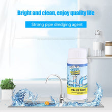 Load image into Gallery viewer, Hot Sale Cleaner Powerful Sink Drain Cleaner Portable Powder Cleaning Tool Super Clog Remover
