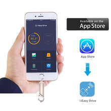 Load image into Gallery viewer, iPhone U Disk mobile Memory Stick Mini USB iPhone RAM Expansion for IOS