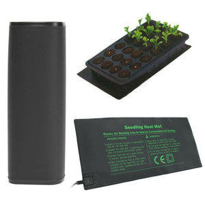 52X24cm 110V 220V 18W Waterproof Seedling Heat Mat Seed Starting Germination Home Garden Supplies
