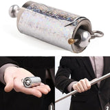 MAGIC POCKET STAFF Portable Martial Arts Metal Bo Staff High Quality 110CM 150CM