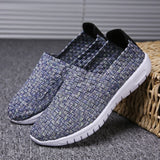 2019 New Women Casual Running Shoes Lady's Sneaker Mesh Fabric Flats Shoes