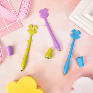 DIY Double Head No Trace Fast Point Drill Pen Diamond Painting Point Drill Pen Round Drill Stick Diamond Pen Embroidery Tool