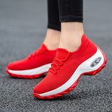 2019 Fashion Women Casual Shoes Lightweight Sneakers  Sport Shoes Outdoor Running Shoes Tennis Shoes Plus Size