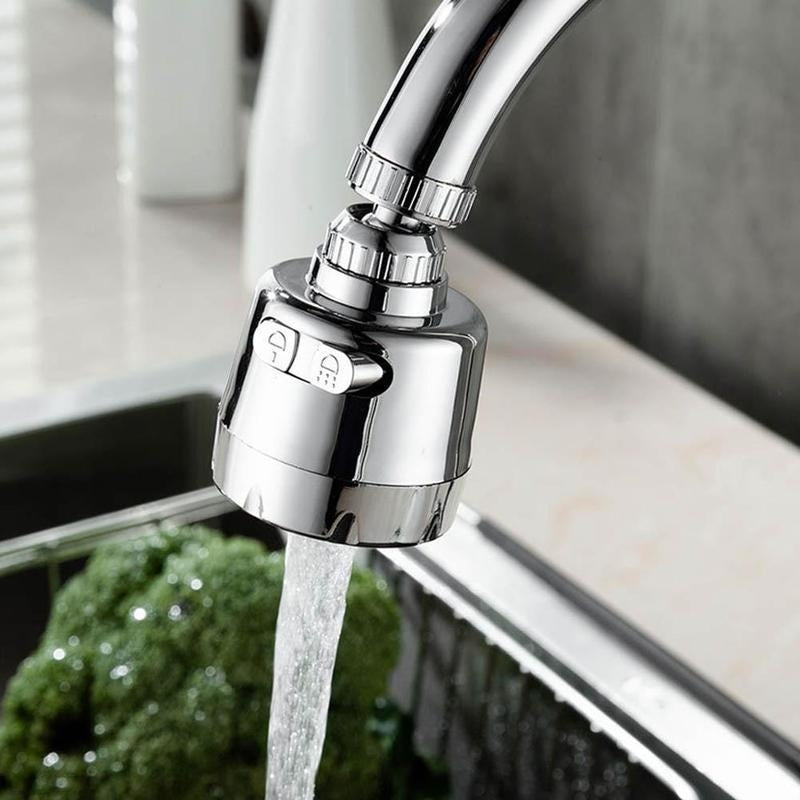 1 Pc Kitchen Tap Head Universal Rotatable Faucet Water Saving Filter Sprayer Sink Aerator Head Kitchen Cocina Rotatable Faucet Ofertas Calientes