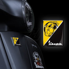 Load image into Gallery viewer, 3D Motorcycle Decal Italy Stickers Replace Logo Sticker Case for PIAGGIO VESPA GTS GTV LX LXV 125 250 300 Ie Super